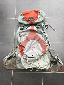 Osprey Exos 46 Rucksack Backpack. Used but in very good condition.