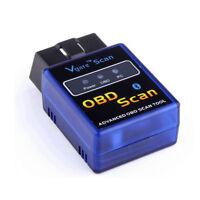 Vgate ELM327 OBD2 V2.1 Bluetooth Scanner Auto Car Diagnostic Adapter Scan Tools