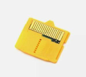 UK Adapter MASD-1 Micro SD 2 XD Picture Card Adapter Fuji and Olympus (2gb max)