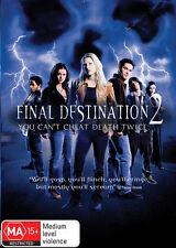 FINAL DESTINATION 2 DVD ALI LARTER ***