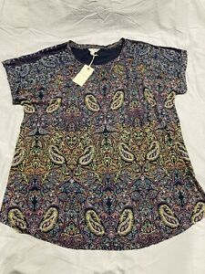 Lucky Brand Shirt, Plus Size 2X, NWT! Lucky Brand Los Angeles!