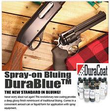 DuraCoat Durablue - 4 oz - Bluing Gun Paint - Gun Bluing - Polished Black