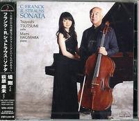 TSUYOSHI TSUTSUMI-FRANCK & R. STRAUSS: VIOLIN SONATAS-JAPAN CD G88