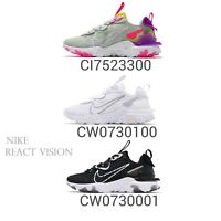 Nike Wmns NSW React Vision D/MS/X Womens Running Shoes Lifestyle Sneakers Pick 1