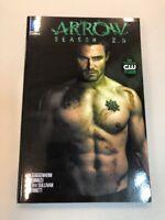 Arrow Season 2. 5 by Marc Guggenheim (2015, Paperback) Tpb DC comics