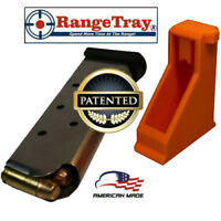 RangeTray Magazine Speed Loader for the Ruger LC9 & LC9s Pro 9mm - ORANGE