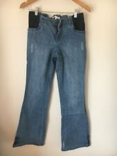 Jeans Maternity Size 8 Mamas And Papas <T13934
