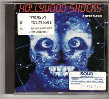 (GL559) Hollywood Shocks, A Rock Album - 1991 CD