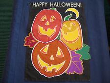 """Happy Halloween 13"""" x 18"""" Garden Flag"""
