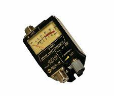 Cb radio amateur zetagi 103 swr watt meter 25-50 mhz