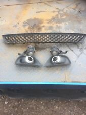 Ford Focus St170 Lower Foglights With Surrounds And Lower Grill