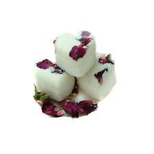 10 Stück Badepraline *Roses* echte Rosen erblühen im Bad (139)