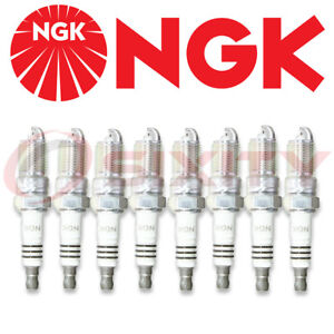 NGK 3689 TR6IX Iridium IX Spark Plugs Set Of 8