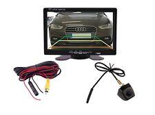 Unterbau Rückfahrkamera CM-368 inkl. 7 Zoll Monitor passt für Lexus