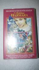 Die schöne Warwara Der grosse russische Märchenfilm VHS Kassette
