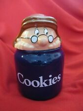 More details for wade / lyons tetley cookie jar 1990's tetley tea folk