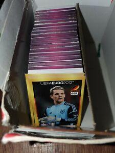 Panini Euro EM 2012 Poland Ukraine - German Edition Job Lot 519 of 539 Stickers