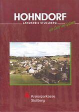 Chronik Hohndorf-ein Dorf im Grünen, Städte und Gemeinden Landkreises Stollberg