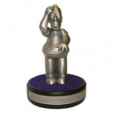 "The Simpsons Pewter Collection Homerism ""If something's hard to do"""