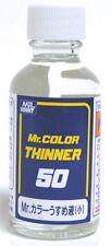 Mr Hobby Color Thinner 50ml T101 Gunze GSI Creos Model Kit Paint Tool Supply