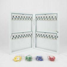 Wall-mounted Key Safe Case Box Multiple Sizes (Large, 96 Keys)