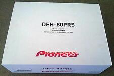 Pioneer DEH-80PRS CD/USB Bluetooth Sound Quality Unit Digital Signal Processor