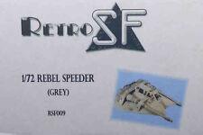 RetrokiT - 1/72 Rebel Snow Speeder - Grey (Star Wars)