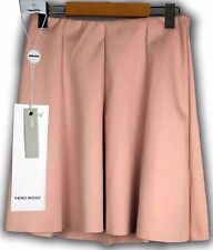 Vero Moda Peach Pink Pleated Skirt Size Small Women's Party New ($49 Retail)