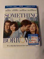 Something Borrowed w/ Slipcover (Bluray/DVD, 2011) *NEW* [BUY 2 GET 1]
