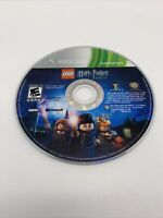 LEGO Harry Potter: Years 1-4 (Microsoft Xbox 360 2010) Disc Only Tested Works