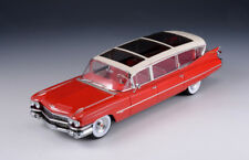 "Cadillac Broadmoor Skyview ""Red"" 1959 (GLM Models 1:43 / 43101701)"