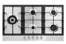 Fagor Fa-850Sltx 5-Burner Gas Cooktop with Universal Ignition 30-Inch Stainle.
