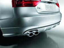 Audi A5 Diffusor Tuning Heckdiffusor für Coupe und Cabrio bis Bj.2011