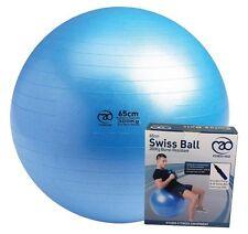 Fitness-Mad Swiss Balance Ball (Inc. Pompa e DVD) Anti-Burst resistente Gym Ball