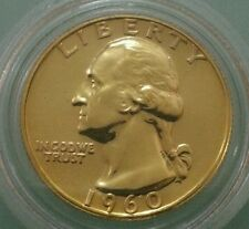 Willie : Quarter dollar Silver plated Gold