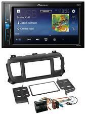 Pioneer 2DIN MP3 USB AUX Autoradio für Peugeot Expert ab 2016 Traveller ab 2016
