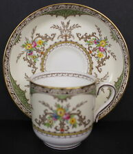 Chatham Vintage Bone China Tea Cup and Saucer