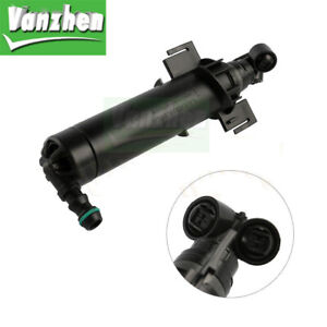 1PCS Left Front Headlight Washer Spray Nozzle Cylinder Pump Fit forA5 S5 2008-11