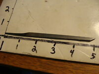 Vintage Engraving Tool: STUDS marked 54 BLADE ONLY