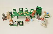 Sylvanian Family Figures & Accessories Preowned Bundle Collectable Toys Play Fun