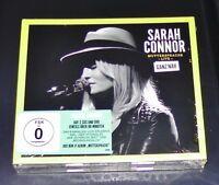 SARAH CONNOR MUTTERSPRACHE LIVE GANZ NAH DELUXE EDITION  2 CD + DVD  NEU & OVP
