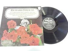 RICHARD STRAUSS EL CABALLERO DE LA ROSA LP VINYL VG+/VG+ SPANISH ED PHILIPS