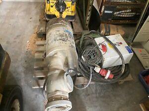 FLYGT Bibo Schmutzwasserpumpe Tauchpumpe Pumpe Wasserpumpe 380V