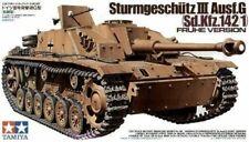 German StuG III Ausf. G - 1/35 Military Model Kit - Tamiya 35197