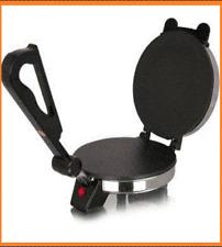 Electric Roti Maker Non-Stick Chapati,Tortilla Papad Maker 8 inch Home Use Item