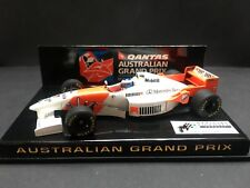 Minichamps - Mika Hakkinen - McLaren - MP4/11- Qantas edition - 1:43 -1996 -Rare