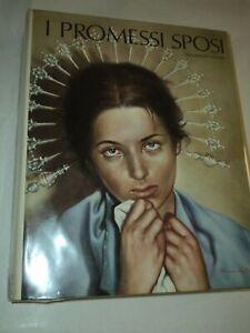 Libro I PROMESSI SPOSI Manzoni Ed. IL COVENTINO - 1981 BG Illustrazioni b/n