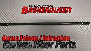 Basherqueen Carbon Fiber Center Brace Arrma Felony/Infraction/Limitless 309mm
