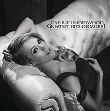 Carrie Underwood - Greatest Hits Decade #1 2014 CD 2cd