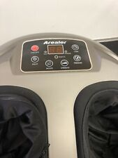 Arealer BD257 Foot Massager with Heat - Black